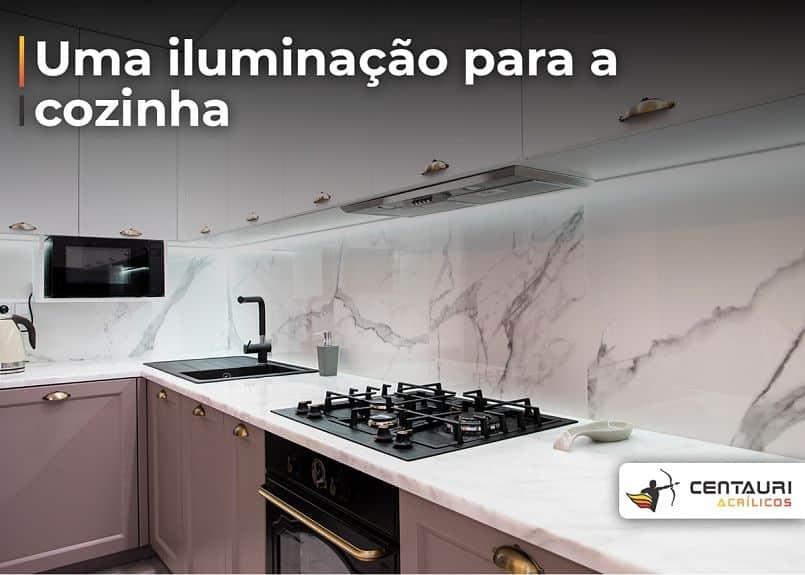 cozinha de mármore branco