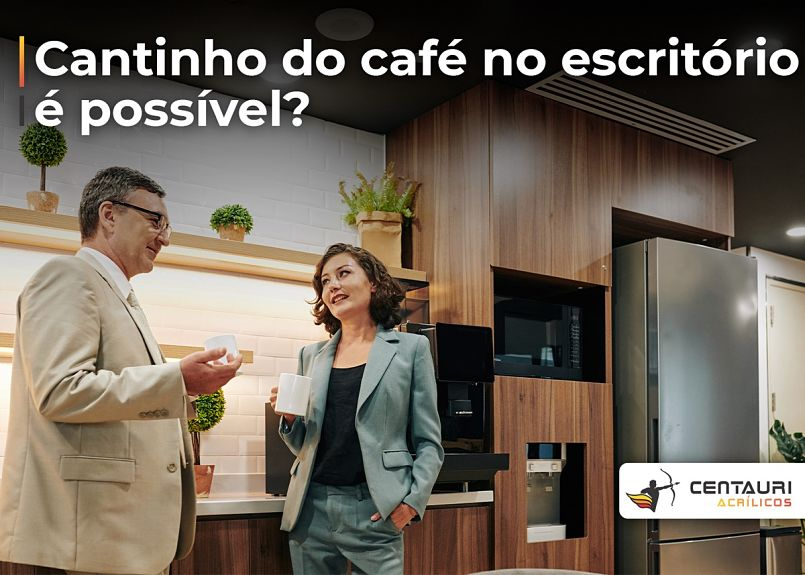 pessoas conversando cantinho do café